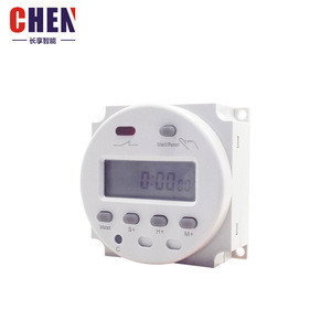 CHEN CN102 Single and Double countdown timer controller Programmable Digital Timer Switch LCD Display