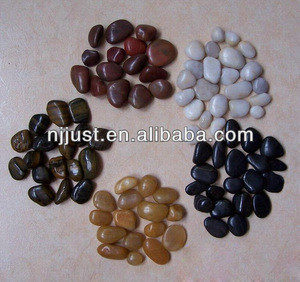 China wholesale colorful pebbles