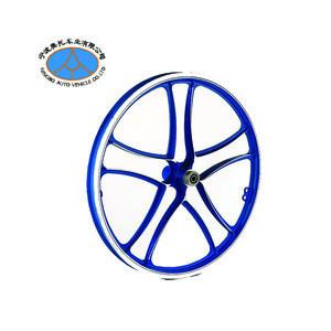 Chinese aluminum spoke bicycle wheel
