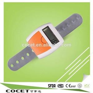 COCET kilometer counter pedometer