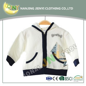 Custom print children little boys winter coats