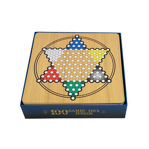 Direct Manufacturers Selling custom board game printing OEM pcb game board 7 in 1 for children indoor games