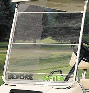 Golf Cart- Auto Cleaner- Cart Shine- 12 per pack