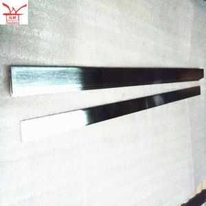 Golf Club Nitinol Super-elastic sheet for Golf Head hitting surface plate