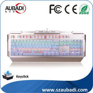 High end mechanical keyboard for professional gamer