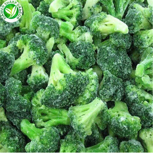 Hot-sale grade A fresh organic vegetables frozen broccoli