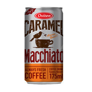 Macchiato coffee drink 24*175ml canned coffee wholesale canned coffee drink