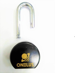 Made in Taiwan short shackle steel padlock resist to drilling destruction CNC manufacturing hardened treatment OEM ODM lock part