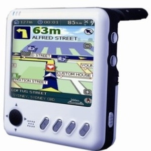 Portable Media Player Gps