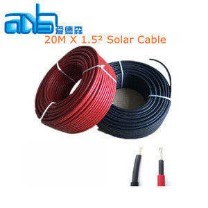 PV solar cable vw-1 600v cable ofc 10mm2 power cable