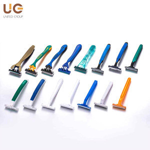 Razor/Disposable razor/System razor- IMPORTED STEEL STRIP, Perfect shave