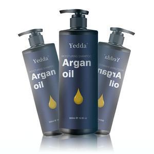 Repair Damaged Perm Curls Natural Morocco Argan Oil Hair Conditioner