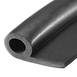 Rubber Extrusion p seal gasket