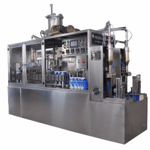 Semi-automatic Tea Drink Filling Machine