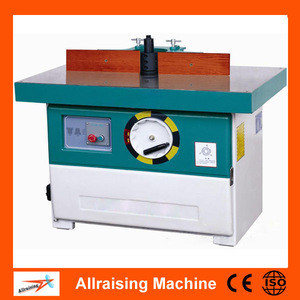 Single Axis Vertical Spindle Moulder Woodworking Machine