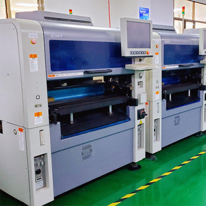 Smd and led production line pcba board pick and place machine F130 chip mounter