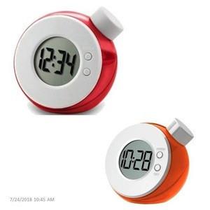Water Power Alarm Clock