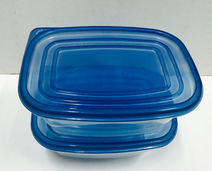 Import wholesale disposable plastic meal prep containers plastic fast food take away box plastic food storage container from China