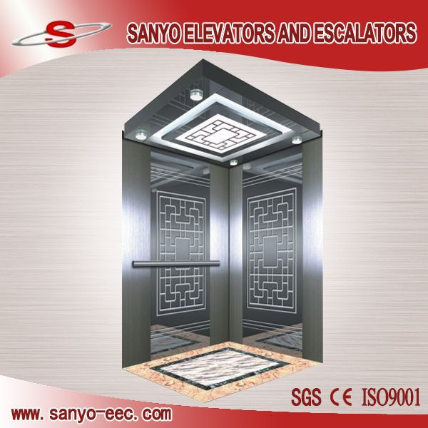 SANYO Good Quality  Passenger Elevator for Building or Home