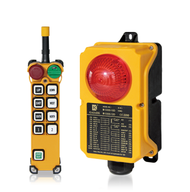 Industrial Remote Control G300-8S/8D High Grade