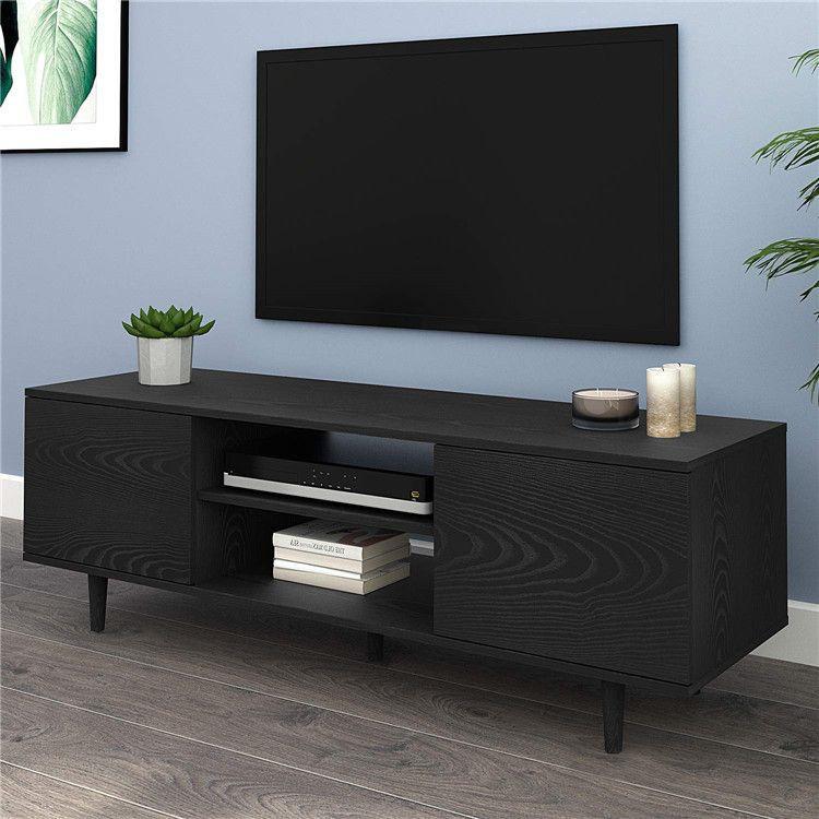 Natural Rusticcabinet Tv Stand