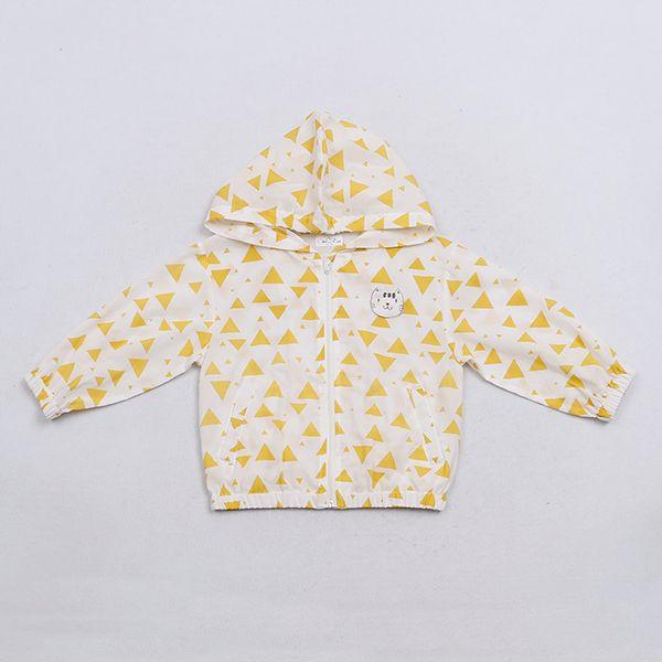 Spotted Baby Sun Proof Clothing