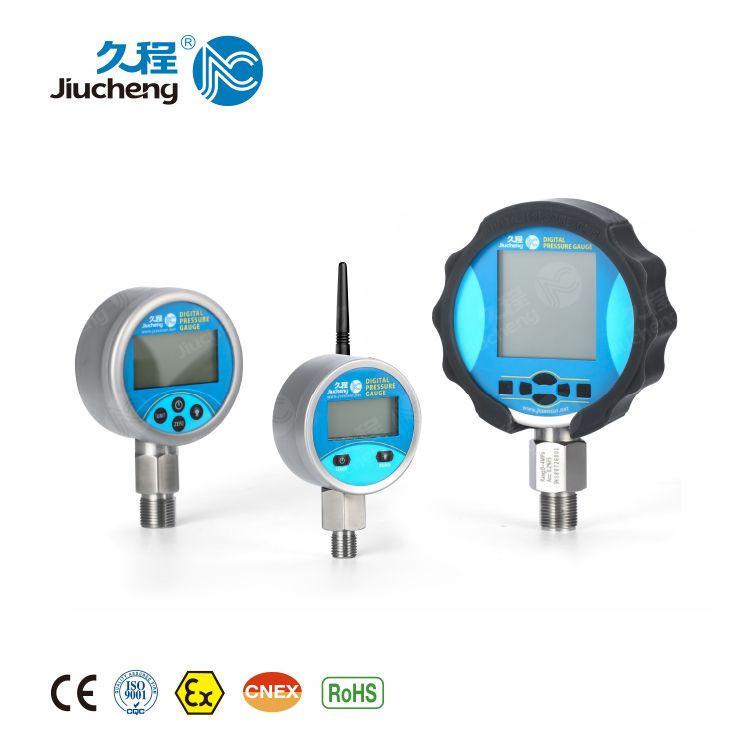 Intelligent Digital Pressure Gauge/Vacuum Digital Pressure Gauge