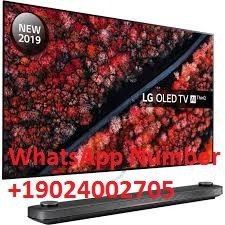 "LG Signature OLED77W9 77"" 4K Ultra HD Smart HDR OLED TV with Wallpaper Design"