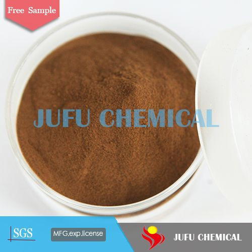 Concrete admixture sodium lignosulphonate