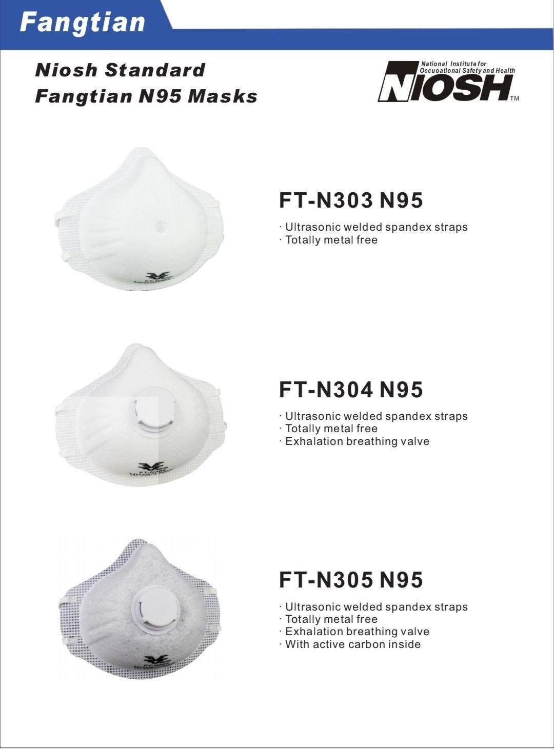 FT-N303/304/305 N95