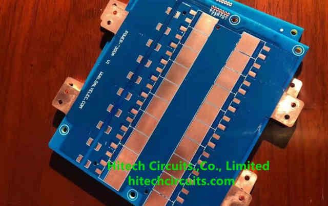 Heavy copper PCB for new engery vehicles