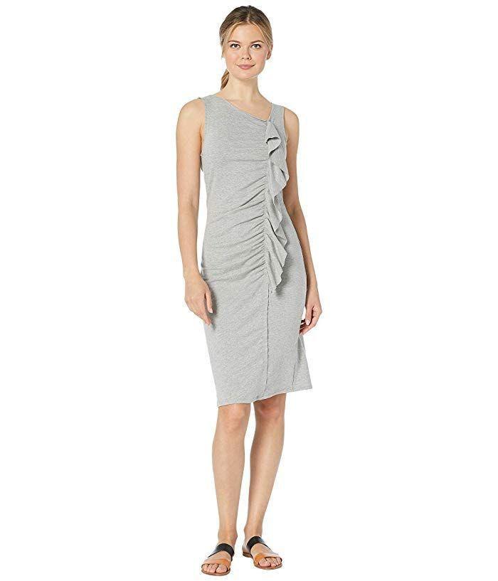 One-sided Ruffled Dress