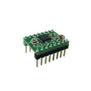 3d printer accessory A4988 stepper motor driver reference delivers heat sink red RS/0.2 ohms green RS/0.1 ohms