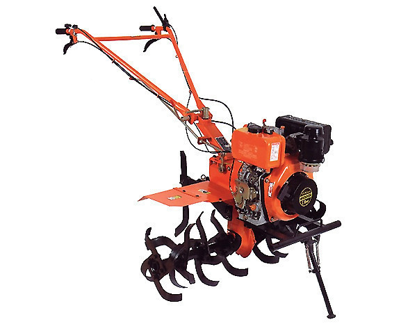 Agricultural Machinery farm 178F 4.0kw  Mini Power tillers rotary cultivator