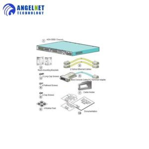Brand new sealed hardware firewall price ASA5550-BUN-K9