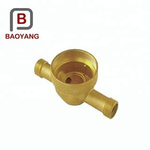 Brass Multi Jet Electronic Digital Water Meter Box