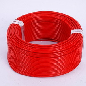 BV electrical wire cable 2.5mm 4mm 10mm 16mm single core pvc insulated copper cable wire