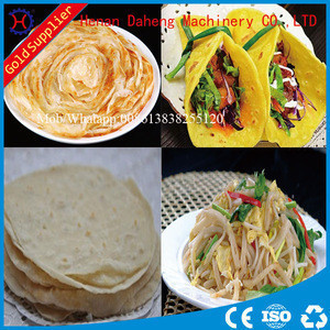 Chapati Roti Making Machine /dough Flat Bread Maker /10 inch Tortilla Wraps Chapati Making Maker