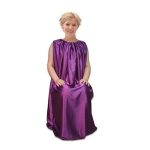 Cheap Price Purple Herbs V Steam Robes Yoni Steaming Gowns for V Steam Chair