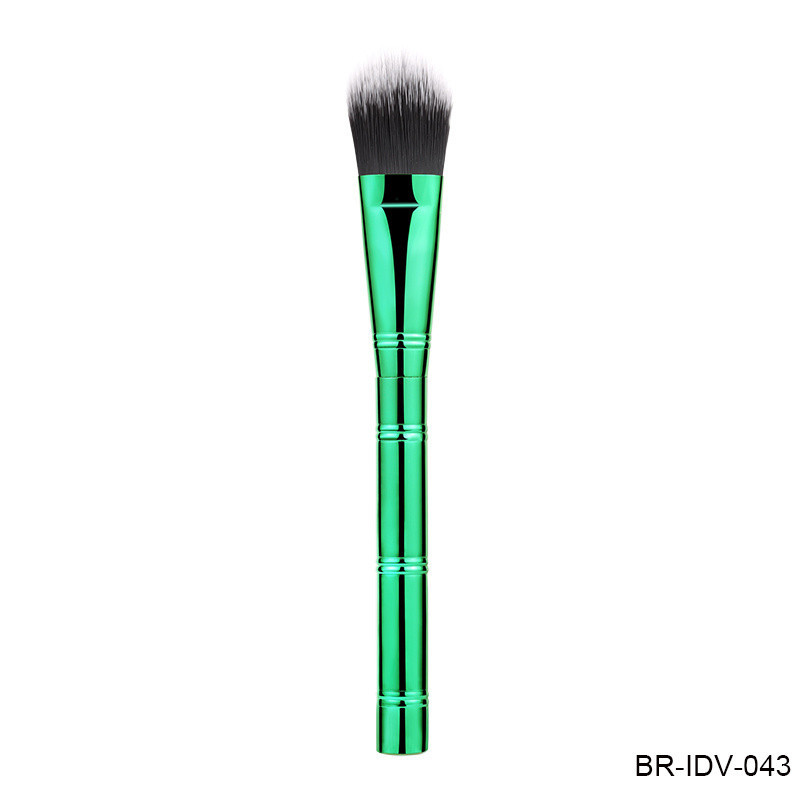 Import Cosmetic Brush Face Blush Blending Makeup Brushes from China