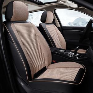 Customized colorful summer ice silk cool seats cushion car seat