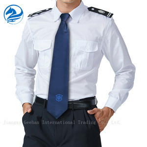 Design guard company shirt security uniform