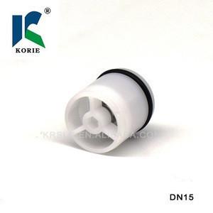 DN10, DN14, DN20 KORIE One Way Water Reversing Cartridge Check Valve upc shower faucet cartridge pe fittings
