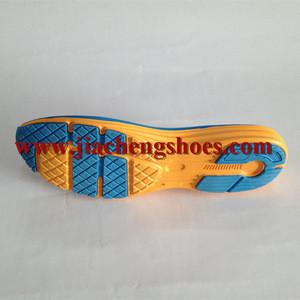 Eva rubber sole platform shoes for women
