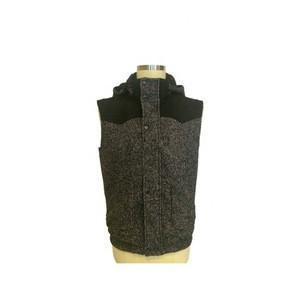 Fashionable Best Selling Warm Winter Vest Quilted Vest Padded Vest For Men