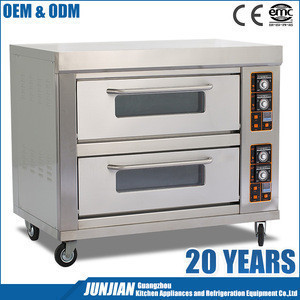 Guangzhou commercial equipment heavy duty electric conveyor pizza oven