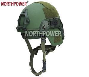 Hot sale Plastic Bulletproof Fast helmet