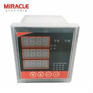 MH2041-9K1 LCD display Single Phase Ammeter Digital AC Ampere Meter
