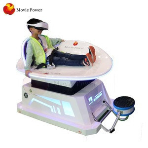 Movie Power Best Selling Vr Electric Sports Equipment Sport Gym Fitness Exercise Simulator