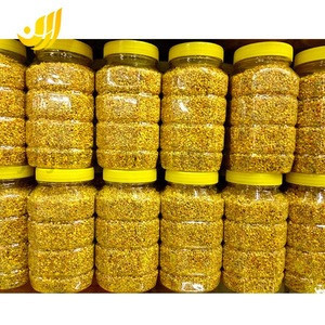 Natural bee pollen powder in bulk with low price for sale